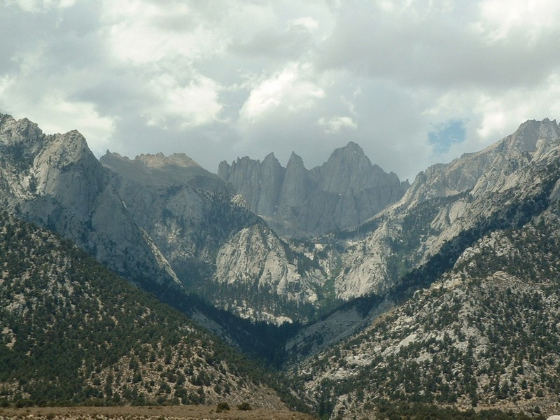 Mt. Whitney wilderness